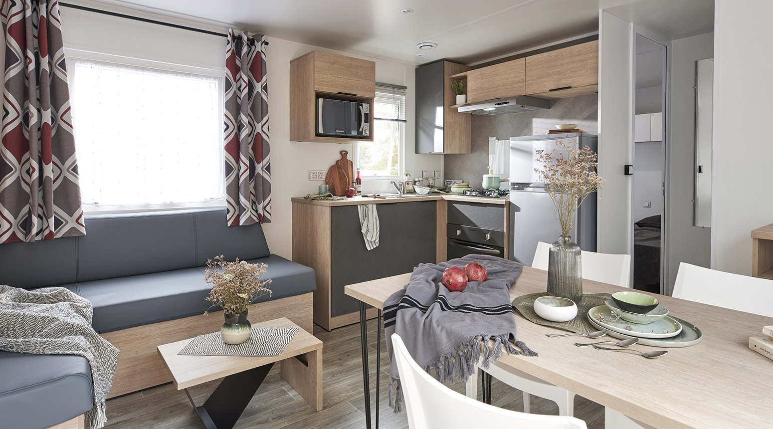 Collection 2019 Lodge Lo83 Rapidhome Mobil Home